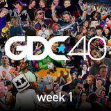 Global Dance Chart Week 1