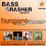 HungaroDancer Vol.1. mixed by BassCrasher (2012)
