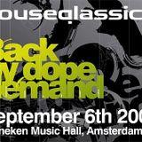 DJ Waxweazle @ Houseqlassics (06-09-2003)