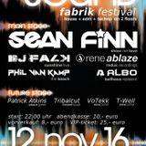 Patrick Atkins@ Fabrik Sound 12.11.16