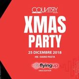 Flying Up XMAS PARTY at Country - hb Dario Pasta pt.1 Djset V. Bonura b2b R. Tropea