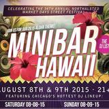 DJ NMF Live - minibar Chicago - Market Days 2015 - Day One