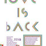 E'DE COLOGNE's Love_Is_Back-Open-Air 2013 Part 1