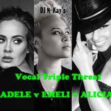 Adele, Emeli & Alicia - The Vocal Triple Threat