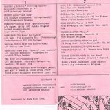 International audio compilation 7 side B - 3RIOTAPES 1984