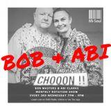 Bob Masters & Abi Clarke / Mi-Soul Radio / Wed 7pm - 9pm / 21-6-2017