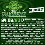 MYKOOL - Invaderz vs Skankerz DJ Contest Entry