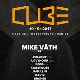 Dj Franke - CUBE w MIKE VÄTH 19.05.2017 PRAHA, Hala 36