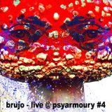 brujo - live @ psyarmoury #4 (17-11-2018)