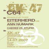 Eiterherd (Live PA) @ AK-47 Calbe - 14.07.2007