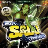 Dave Crockett @ SA DJ Champs Stones 23Aug
