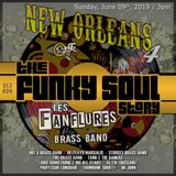 the Funky Soul story S13/E09 - NEW ORLEANS #4 (june 2019)