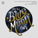 Once In A Blue Moon w/ PXM & Tom Popperwell - 30th November 2017