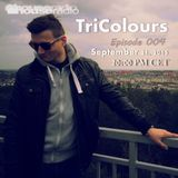TriColours mixed by Neptun 505 Episode 004 (@Houseradio.pl 21-09-2015)