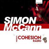 Simon McCann - Cohesion Radio 043 with Daniel Skyver (Live @ Cohesion - 28/10/2017)