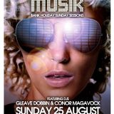 Musik @ TG's Gleave & Conor Magavock 25-8-13 (Bank Holiday Special)