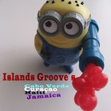 Groove from islands, Cape Verde, Jamaica, Haiti, Curaçao...