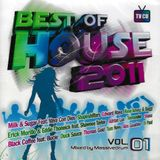 Best Of House 2011 Vol. 01 (2011) CD1
