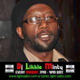 Likkle Minty - Reggae ina ur Jeggae (May 9 2016)