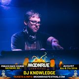 Podcast 84 - DJ Knowledge - Live at Moonrise Festival - August 7th 2016