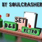 drum&bass retro set