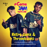 #ComeJamWithMe: RetroJamz & Throwbacks Vol. 7 (90s Rnb & HipHop, Monica, Kriss Kross, Da Brat)
