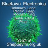 Bluetown electronica live show 03.07.16