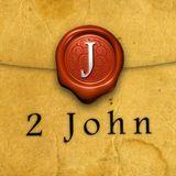 2nd John - Grace, Mercy & Peace (2 John 1)
