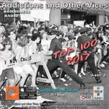 Addictions and Other Vices 454 - Bombshell Radio Countdown 2017 (70-42)