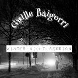 Dj Guille Baigorri - Winter Night Session Mayo 2016