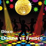 DONNA VS FRANCE (Donna Summer, France Joli & Barbara Streisand)