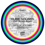 Hubie Sounds 091 - 9th Dec 2014