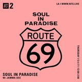 Soul In Paradise w/ Jamma Dee - 4th May 2017