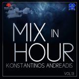 Mix In Hour vol 13 - Greek Non Stop - Dj Konstantinos Andreadis