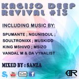 KAGISO DEEP REVIVAL_-_SHOW # 13 (MIXED BY SANZA)