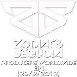 ZODIAC & SEQUOIA.... PRODUCERS WORLDWIDE -=- EP1 (20/9/2012)