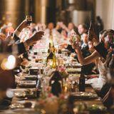 WEDDING DINNER part 2