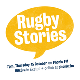 Rugby Stories part 4: '#SeeMe #HearMe'