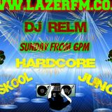 Dj Relm, old skool, hardcore & jungle sunday session 16.08.2015