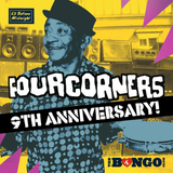 Four Corners 9th Birthday Mix (2014)