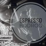 2018.02.24. newik LIVE @ Espresso Bodrog
