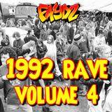 1992 Old Skool Rave (Volume 4) DJ Faydz
