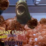 """Giant Lizards shall soon rule the Earth! - Episode 4 - """"The Terror of Tribbles"""""""