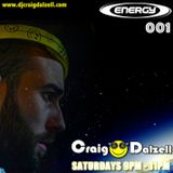 Craig Dalzell Live On Energy106 - Show 001 [25.11.17]