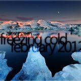 Alex Paun pres. Freezing Cold - February 2012