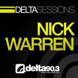 Nick Warren - Delta FM Show (July 2014)