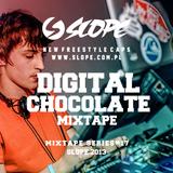 SLOPE DJ Digital Chocolate mixtape series # 17