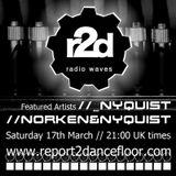 Norken & Nyquist Live for Report2Dancefloor Radio