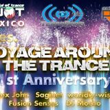 VOYAGE AROUND THE TRANCE / Alex John's part