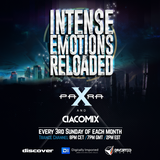 """Episode #021 of """"Intense Emotions Reloaded"""" This is the 1st hour mix by Para X"""